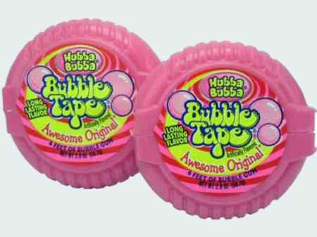Hubba Bubba Bubble Tape Awesome Original (Хубба Бубба лента Оригинал)