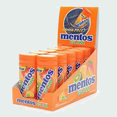Mentos ru  Tropical (тропический)
