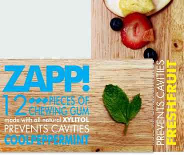 Zapp Chewing Gum (Запп)