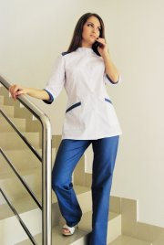 Медицинская одежда. Спецодежда врачей и её польза