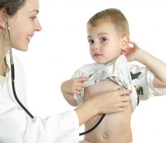 Пневмония у детей старшего возраста