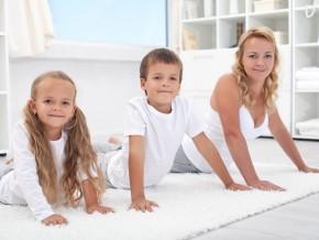 Лечебная гимнастика и массаж для детей с нарушениями развития и некоторыми заболеваниями
