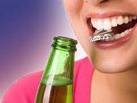 Привычки, которые разрушают зубы.