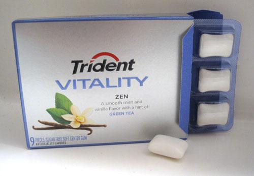 « title=»упаковка Trident Vitality Zen (Тридент жизненная энергия Зен)