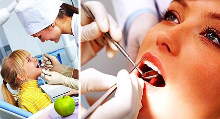 Проблемы с зубами с петербурской пропиской