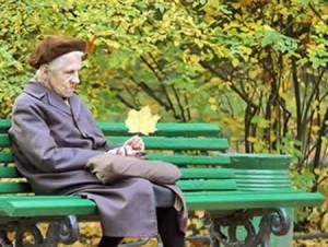 Расстройства психической деятельности пожилого возраста