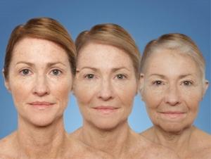 Почему стареет кожа?