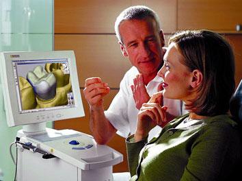 CEREC - инновационная технология реставрации зубов
