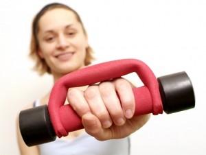 Гантели –  спортивный аргумент в пользу красивого подтянутого тела!