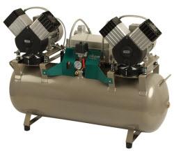 Стоматологический компрессор: виды и область применения
