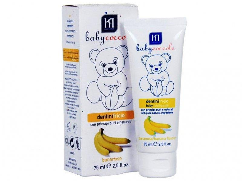 Babycoccole - детская зубная паста