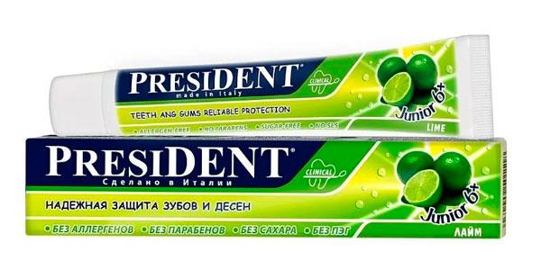 PRESIDENT-Junior-Lime