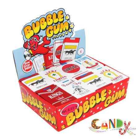 Сигарета жвачка бубль гум Bubble Gum Cigarettes