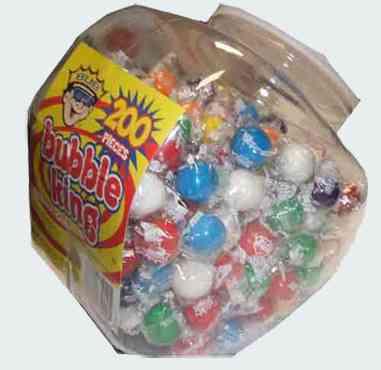 Фирмы жвачек Bubble King Bubble Gum (Бабл Кинг бабл гам)