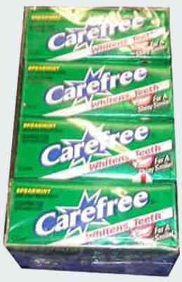 Carefree Original Spearmint