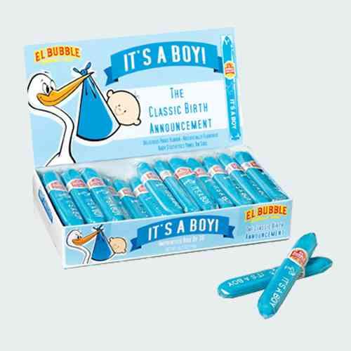 Small Bubble Gum Cigar Boy (Маленькая сигара для мальчиков)