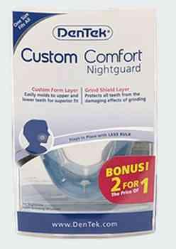 Капа для зубов DenTek Mouth Nightguard (Дентек ночная защита полости рта)
