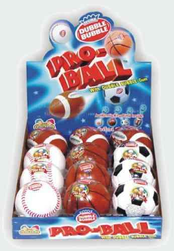 Dubble Bubble Pro Ball Bubble gum