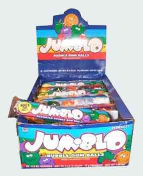 Farley Rainblo Jumblo Gumballs (Фарли рейнбло джамбло жвачки-шарики)