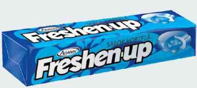bubble gum Freshenup