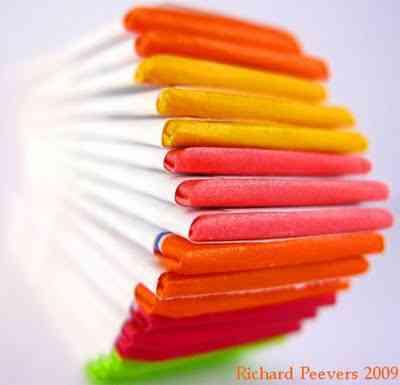 Fruit Stripe Bubble Gum (Фруктовые полоски бабл гам)
