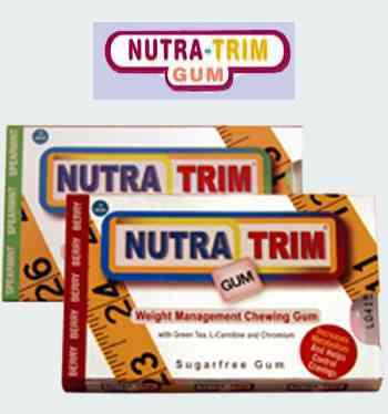 для оптимизации веса Nutra-Trim