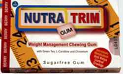 Упаковка Nutra-Trim Berry (Нутра-Трим Ягодная)