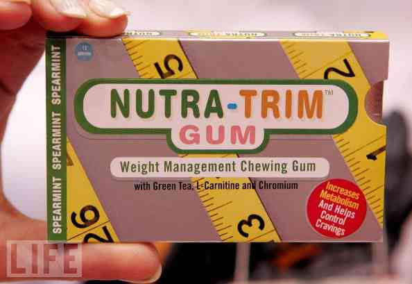 Nutra-Trim Spearmint (Нутра-Трим Мята)