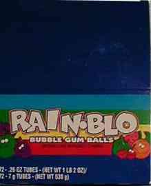 Rain Blo Bubble Gum (Рейн Бло бабл гам)