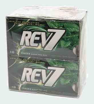 REV7 Natural Spearmint