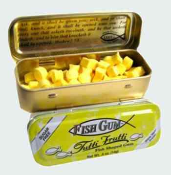 Куплю жевательную резинку Fish Gum Tutti Frutti (Рыбная жвачка тутти фрутти)