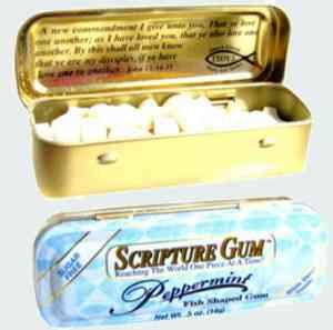 Fish Gum Peppermint