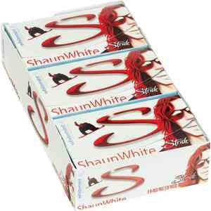 Продам Stride Shaun White Whitemint (Страйд Шон Вайт белая мята)