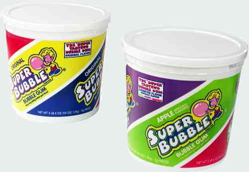 Жвачка Super Bubble Gum (Супер Бабл гам)
