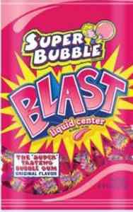 Super Bubble Gum Blast