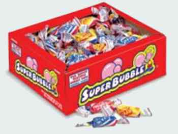Жвачка Super Bubble Gum Original (Супер бабл гам Оригинал)
