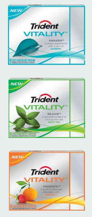 Trident Vitality (Тридент Жизненная энергия)