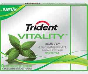 Trident Vitality Rejuve (Тридент Жизненная энергия Реджюв)