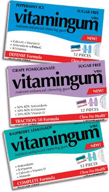 Vitamingum (Жвачка Витамин)