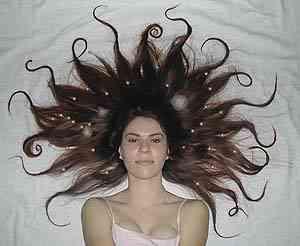 некоторые интересные факты о диагностике по волосам человека.