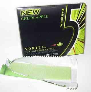 Жевательная резинка Wrigley's 5 Vortex (Ригли 5 Вихрь)