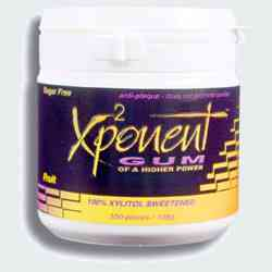 Xponent Fruit Gum (Икспонент фрукты)